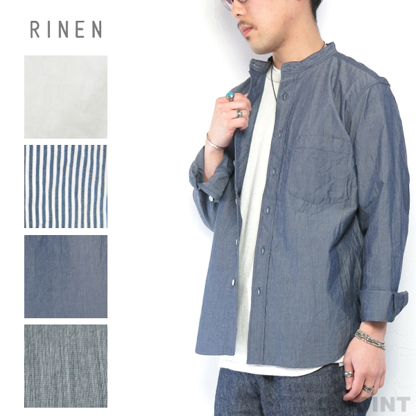 C.POINT: (18SS/ reentry load) (linen) a product made in RINEN #38001
