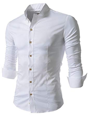 Stand-Up Collar Shirts