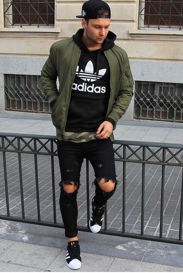 Street Wear Style 2017: Men's Edition - Outfit Ideas HQ