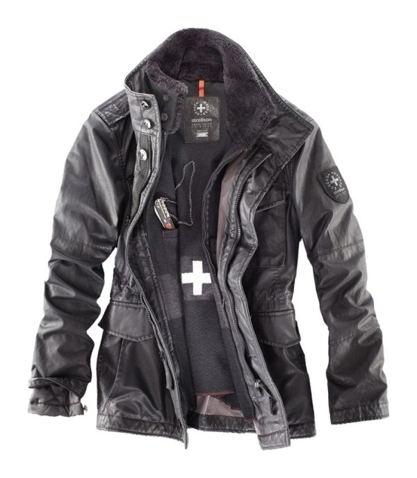 Strellson Swiss Cross Revival Jacket by PiaD | fashion | Pinterest