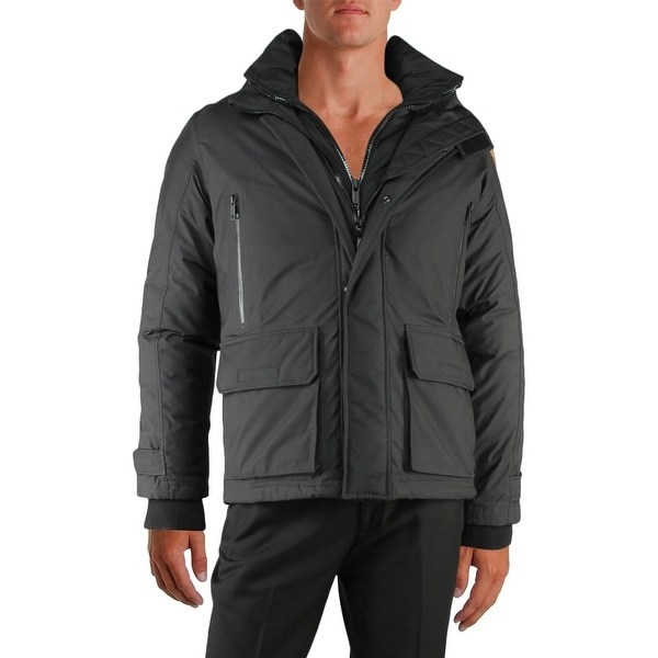 Shop Strellson Mens Anorak Jacket Winter Hypoallergenic - 50 - Free