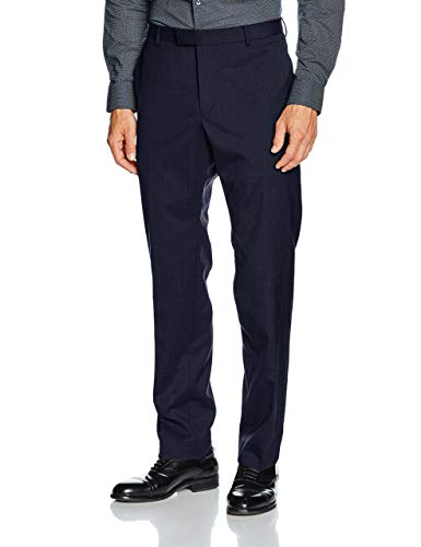 Strellson Men's L-Mercer Suit Trousers, Blue (Dark Blue 122), 42