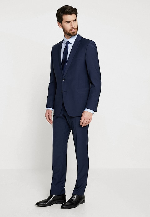 The Strellson suit: multifaceted and, above all, fashionable on top