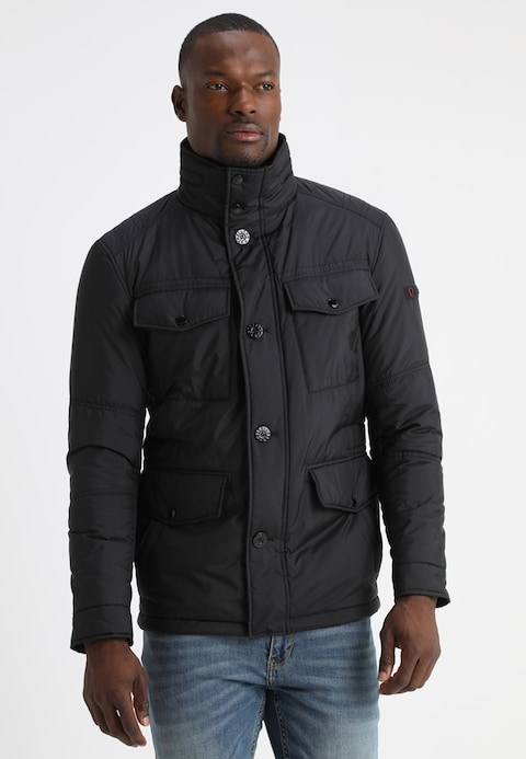 New Arrival Strellson DRIVE - Winter jacket - black - Jackets - mens