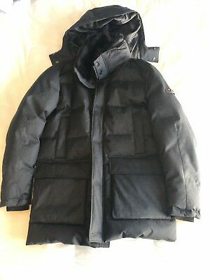 STRELLSON MENS QUINN Winter Coat Sz Eu48 /US M $449 - $149.99 | PicClick