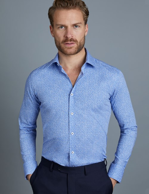 Formal Stretch Shirts for Men   Hawes & Curtis
