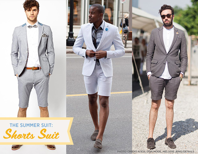 Men's Summer Suits: A Gentleman's Guide - The GentleManual | A