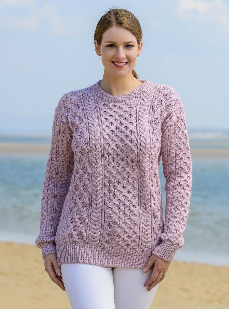 Our Top 5 Sweaters For Her This Summer Season - Aran Sweater Market