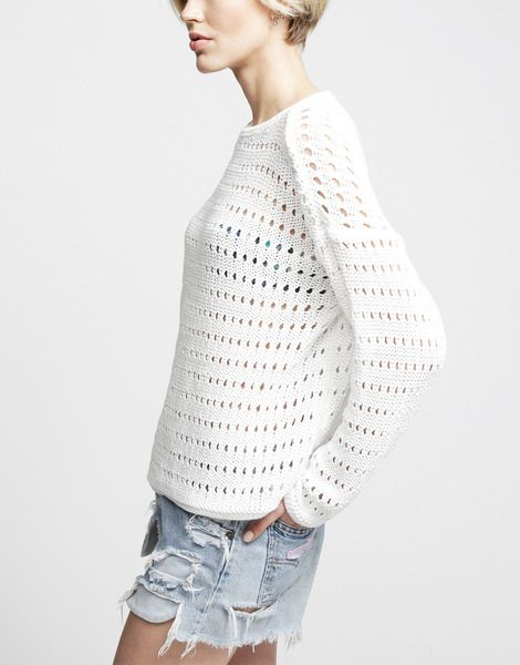 August Style: Summer SWEATERS u2013 The Fashion Tag Blog