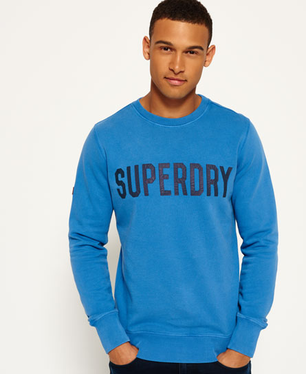 superdry hoodie store new york, Superdry mens solo sport crew neck