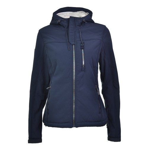 Superdry Winter Jacket in Navy   Superdry Clothing