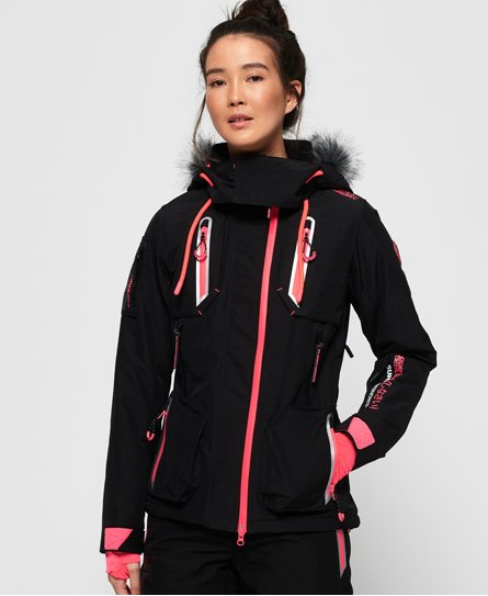 Womens Ski Jackets | Ski & Snow Clothing | Superdry