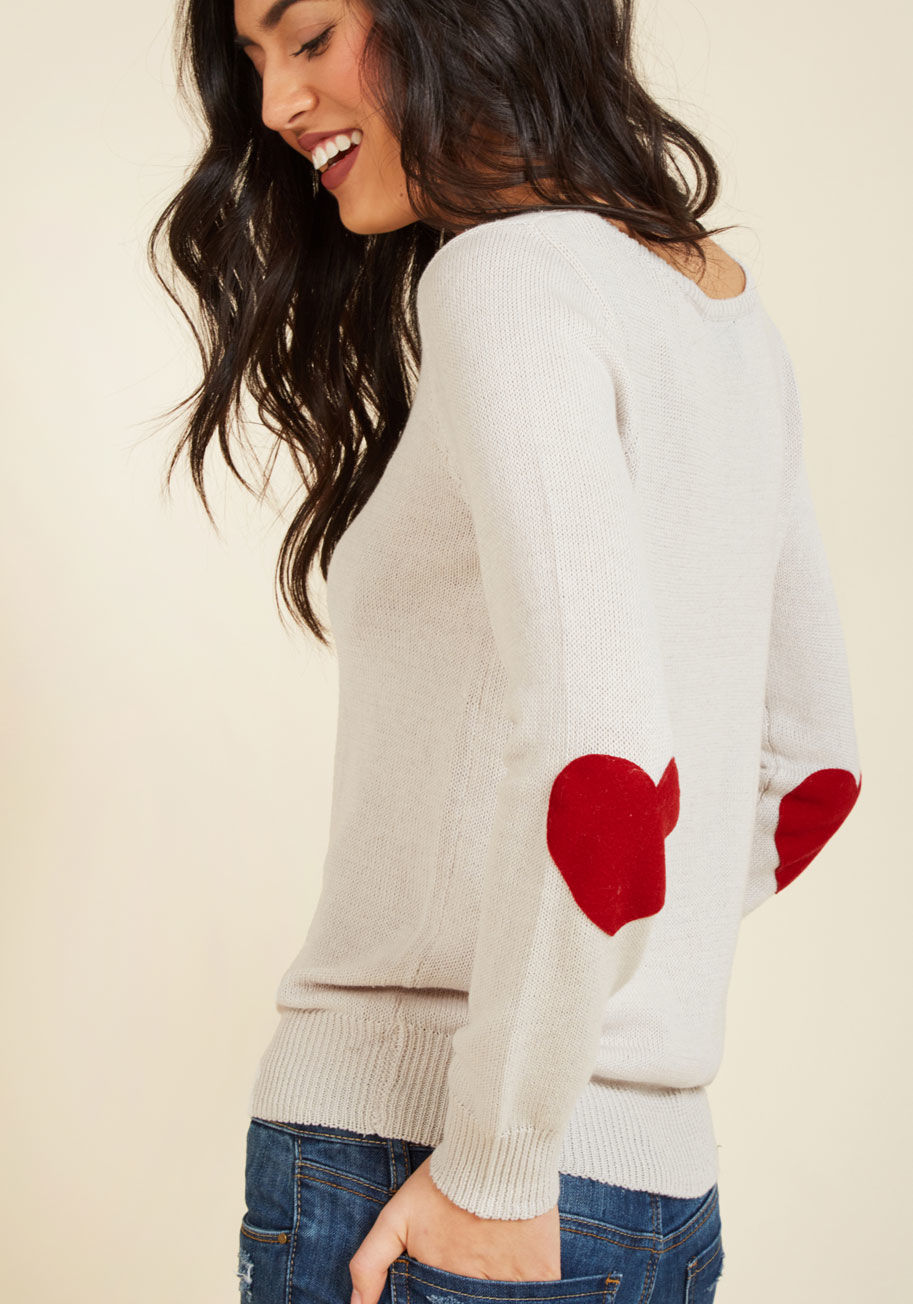 We're Young at Heart Sweater | ModCloth