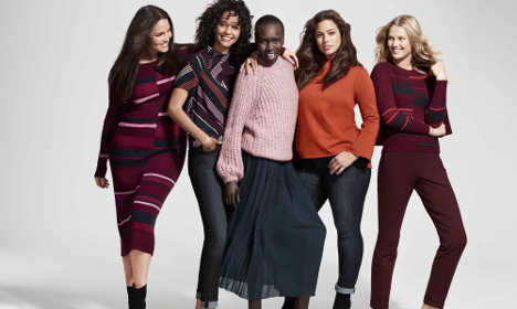 Swedish fashion brand scraps plus-size range - The Local