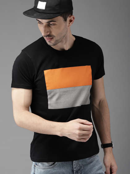 7b011a2bbed6a9 T-Shirts - Buy TShirt For Men, Women & Kids Online in India | Myntra