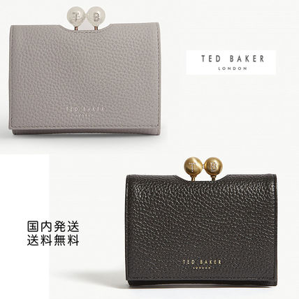 TED BAKER 2018-19AW Plain Leather Folding Wallets by 100perfume - BUYMA