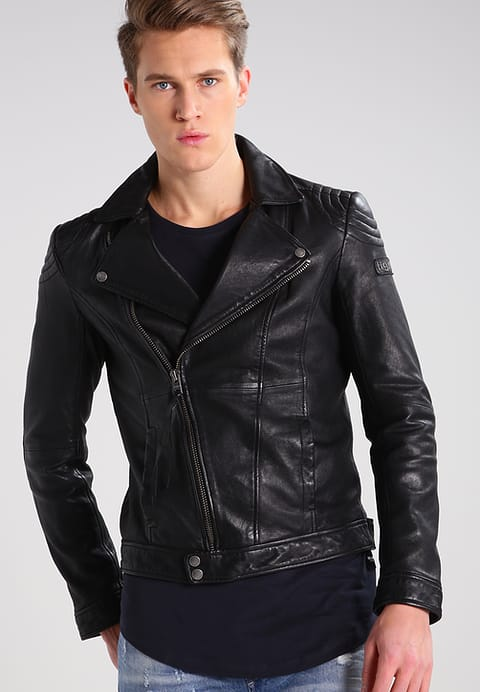Edgy Leather Jackets Jacket Men's Black Alain K1s7 By Tigha 2018 Low