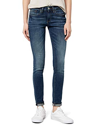 Tom Tailor Women's Skinny Alexa Jeans: Amazon.co.uk: Clothing