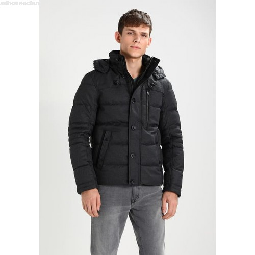 TOM TAILOR STAN - Winter jacket - black TO222L011-Q11