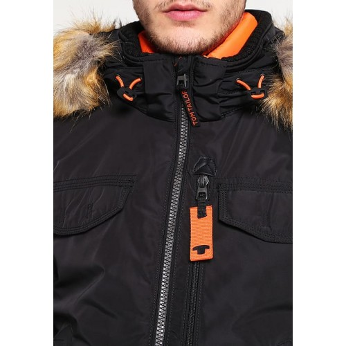 Men's Winter Jackets Winter jacket - black TOM TAILOR do0hz5sM