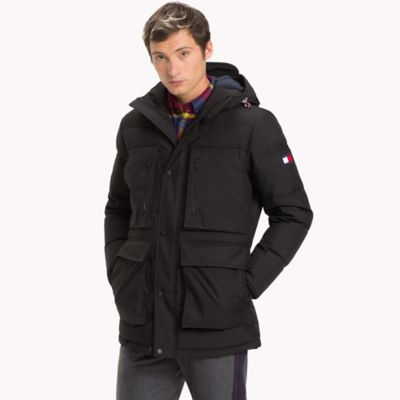 Heavy Canvas Down Parka | Tommy Hilfiger