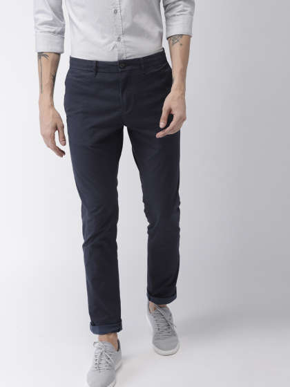 Tommy Hilfiger Chinos Trousers - Buy Tommy Hilfiger Chinos Trousers