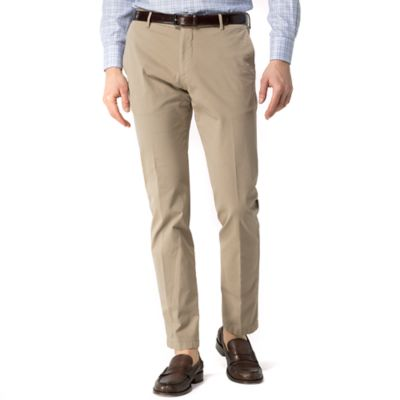 Stretch Cotton Trouser | Tommy Hilfiger