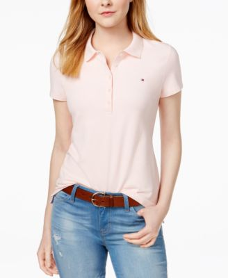 Tommy Hilfiger polo shirts for women