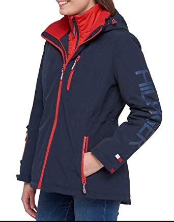 Tommy Hilfiger 3-In-1 Systems Jacket For Women at Amazon Women's