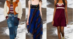 Clothing Tommy Hilfiger fall winter 2014 2015 womenswear