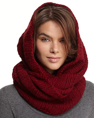How to Rock A Tube Scarf in Winter u2013 Carey Fashion