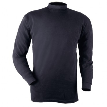 Police Uniform Turtleneck - Mock Turtleneck - 8110X - Blauer