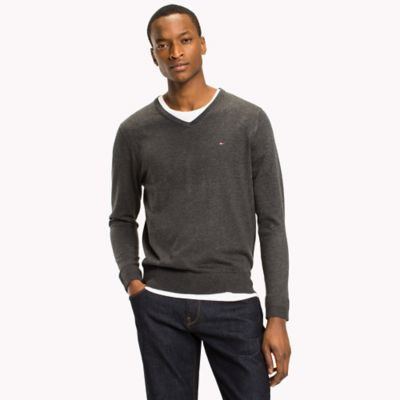 V-Neck Sweater | Tommy Hilfiger