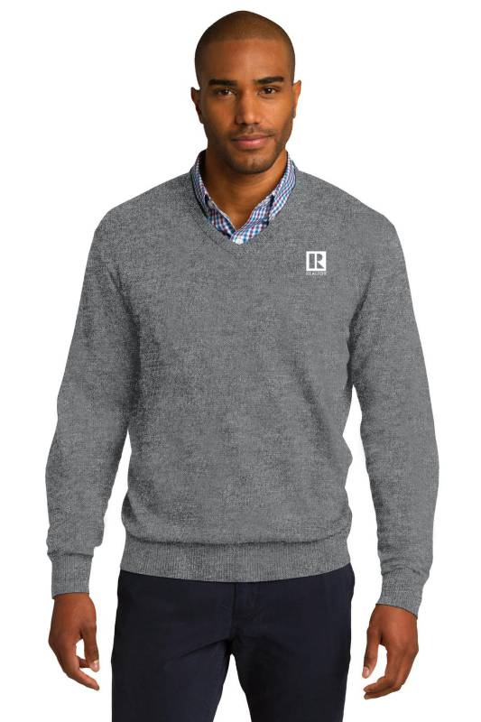 Mens V-Neck Sweater (RCG1340)