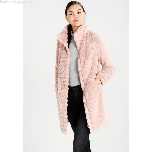 Vila VIMERIA - Winter coat - peach whip KltzApuq