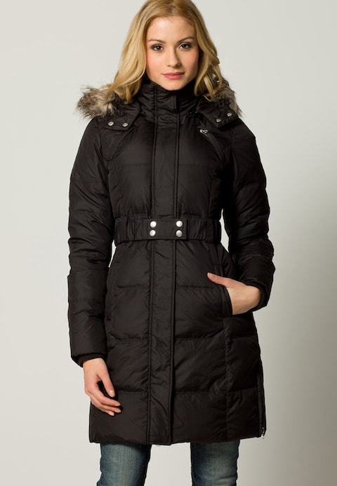 Vila JOELA - Winter coat - black - Zalando.co.uk