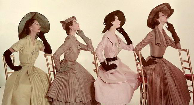 Try A Different Style ; Vintage Fashion on We Heart It