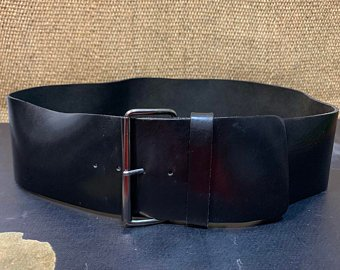 Wide belt | Etsy