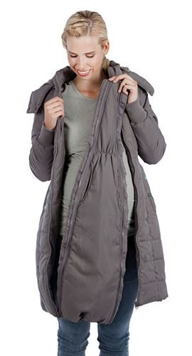 18d66bb11 Winter Coat with Hood – ChoosMeinStyle