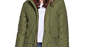 Amazon.com: Freeprance Winter Coats for Women Parka Jacket Coat with