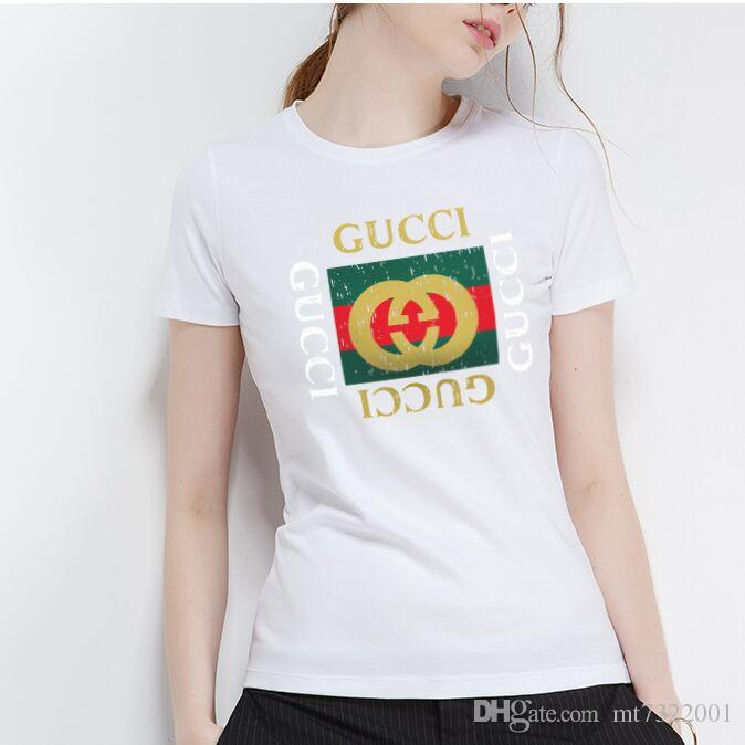 Women Brand 100%cotton T Shirt Street Fashion Hip Hop White Ladies T
