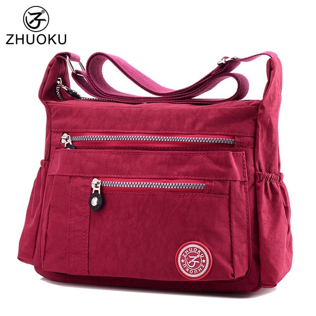 ZHUOKU 7 Color New Women Crossbody Bags for Women's Handbags