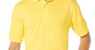 Polo Shirts Yellow for Men - JCPenney