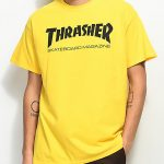 YELLOW SHIRTS – for a fresh summer