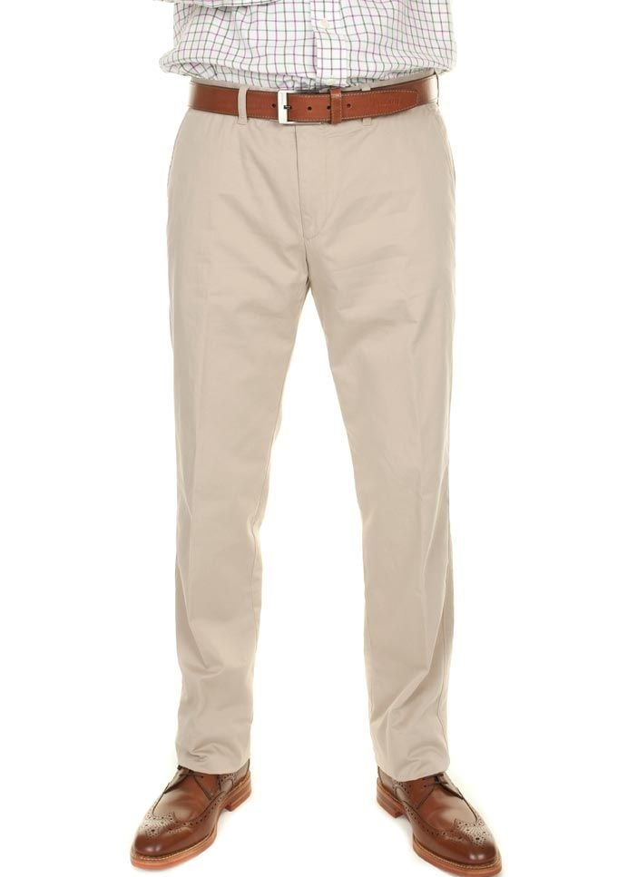 Natural Kapok Evans Trousers