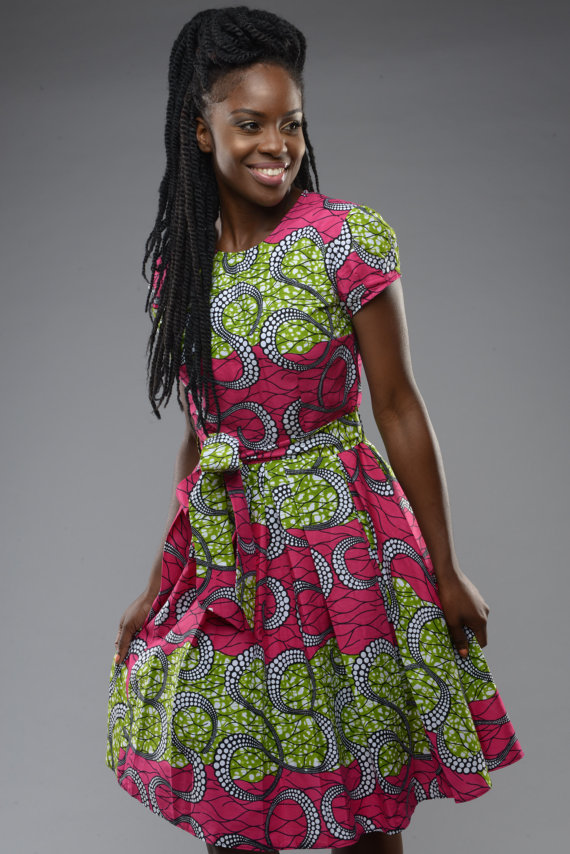 50+ best African print dresses   Looking for the best u0026 latest African  print dresses