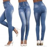 Stylish slim fit jeans for women in the latest look