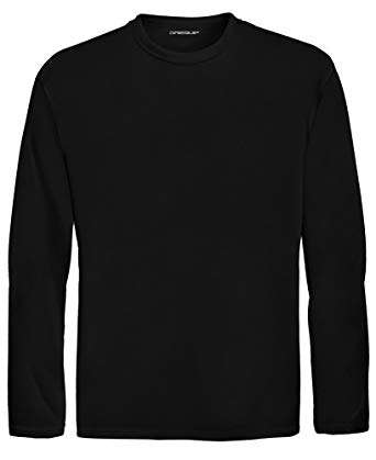Amazon.com: DRI-Equip Youth Long Sleeve Moisture Wicking Athletic
