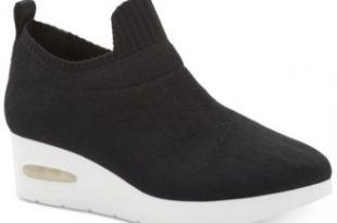 DKNY Angie Slip-On Sneakers, Created For Macy's - Sneakers - Shoes