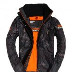 Winter jackets from Superdry